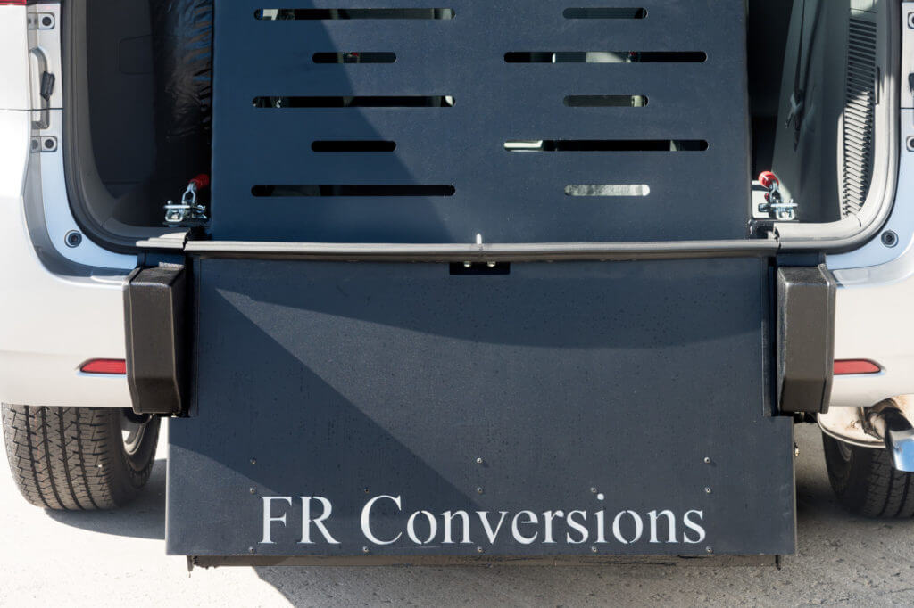 FR Conversions ramp