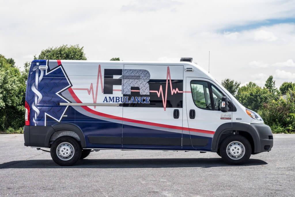 FR Conversions Type II Ambulance