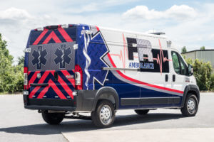 FR Pioneer II ProMaster Ambulance