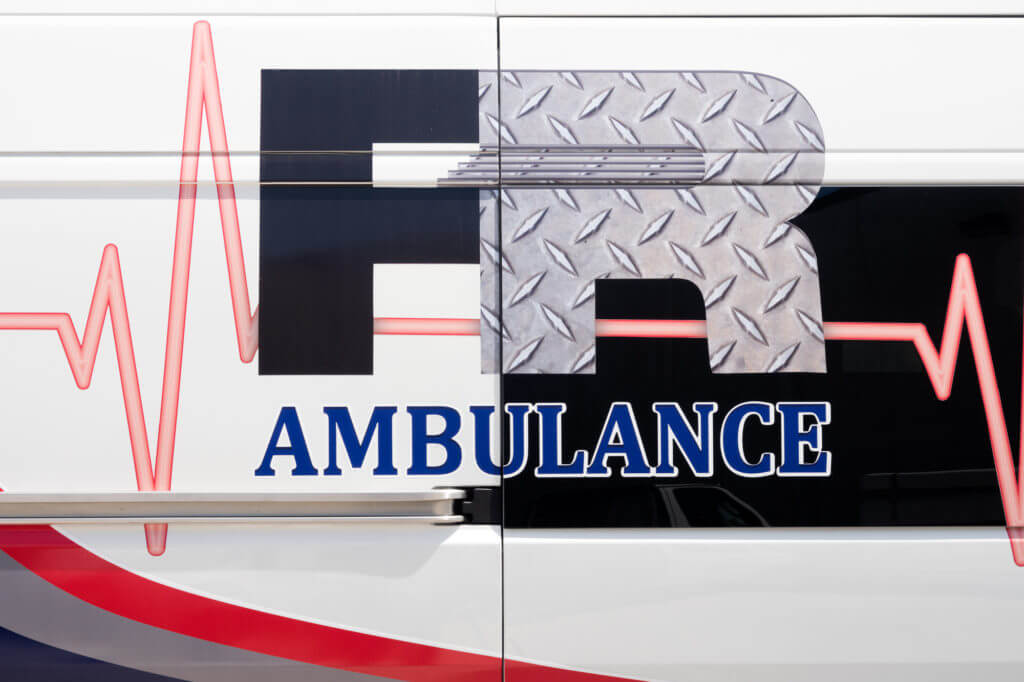 FR Conversions ProMaster Type II Ambulance