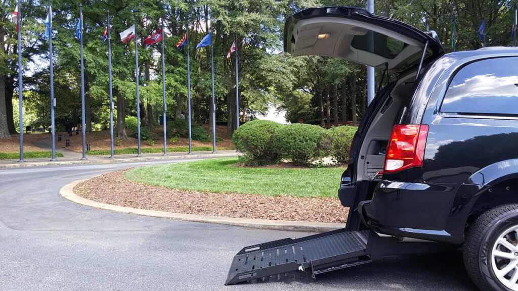 best minivan wheelchair ramp