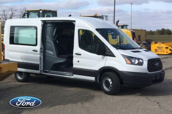 ético rodear longitud  Fleet Vans for Sale - FR Conversions
