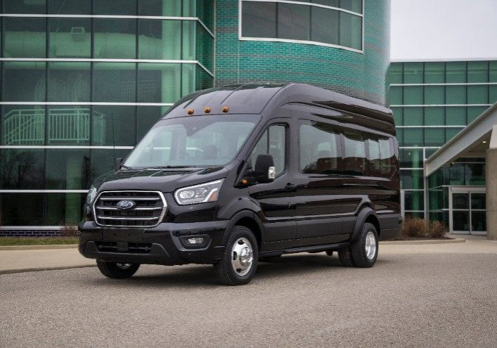 The 2020 Ford Transit is a Van for Work and Family - FR ...