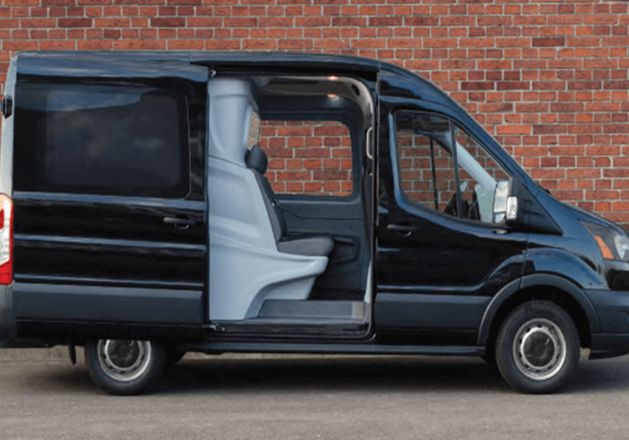 Multi Passenger Conversion Vans Are Ideal For Transporting Small Groups